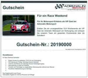 Race Weekend