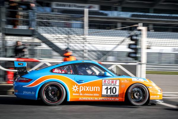 Adrenalin Renntaxi Porsche 997 GT3 Cup