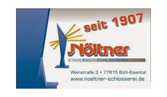 Adrenalin Renntaxi Sponsor Nöltner
